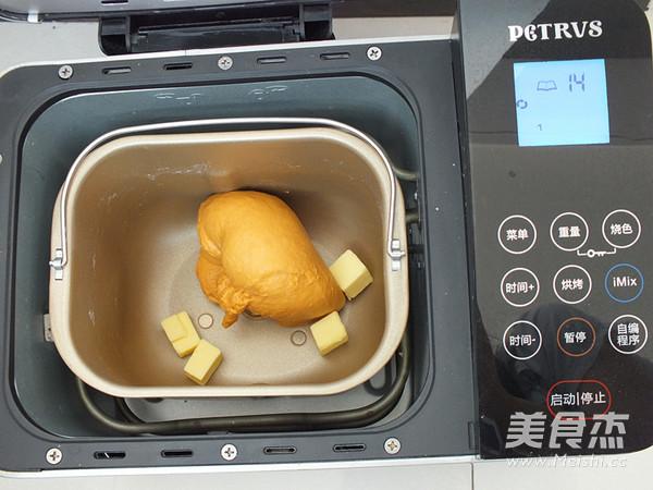 金牛角面包的家常做法