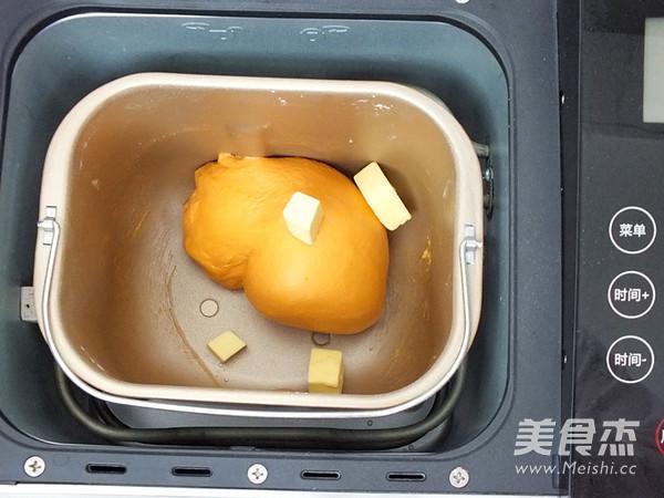 胡萝卜面包卷的简单做法