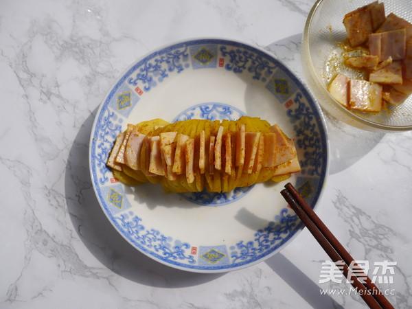 咖喱风琴烤土豆怎么煮