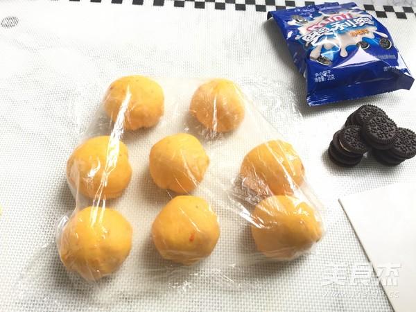 橘子红了的简单做法