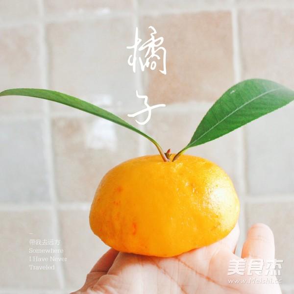 橘子红了怎样做