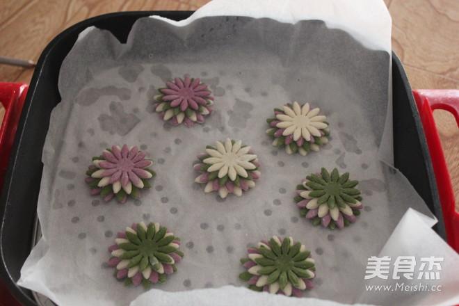 小雏菊馒头怎样煮