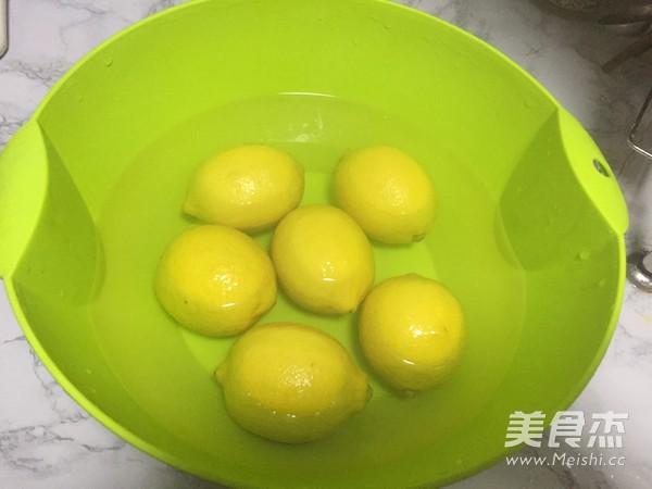 川贝陈皮柠檬膏的做法图解