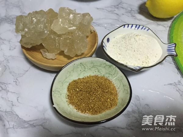 川贝陈皮柠檬膏怎么做