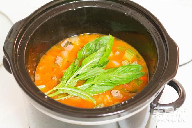 一家团圆,美式罗宋汤怎么做