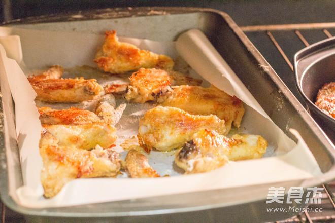 布法罗辣鸡翅的简单做法