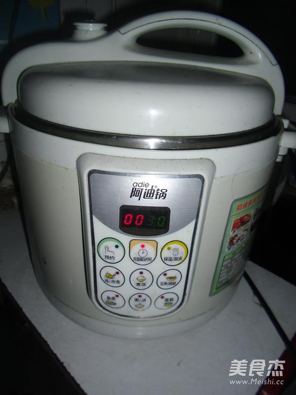 杂粮粥的家常做法