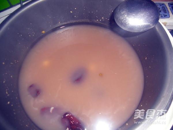 杂粮粥的简单做法