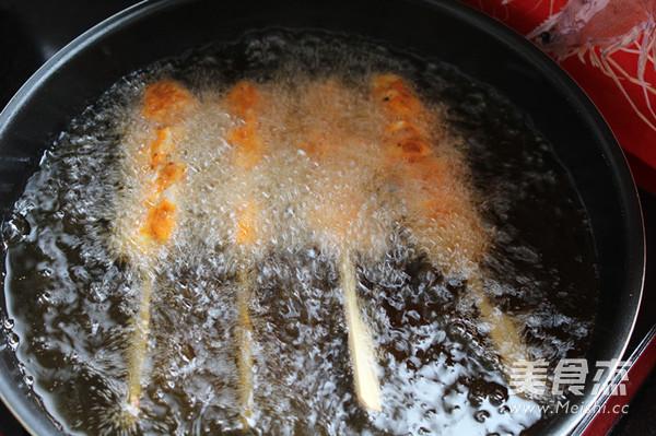 香炸肉串的家常做法