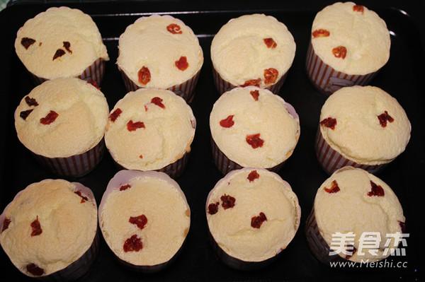 蔓越莓盆栽蛋糕怎样做