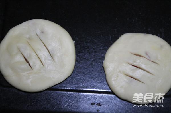 老婆饼的制作