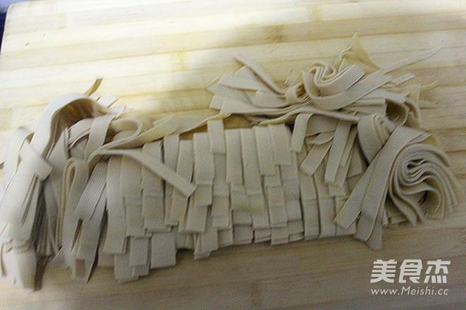 韭菜炒干豆腐的做法大全