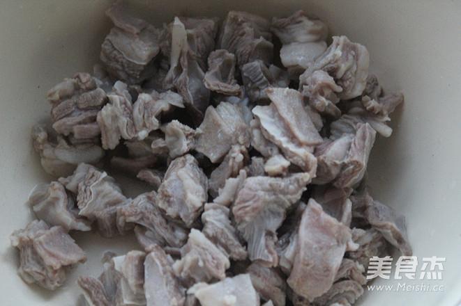 羊肉山药枸杞汤的简单做法
