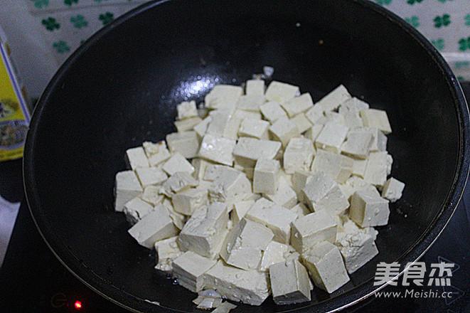 酱油豆腐的简单做法