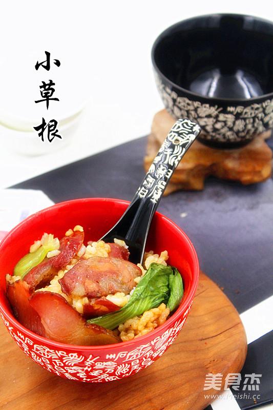 碗汁的调制可以制作好多种类的菜肴,例如白灼芥兰.