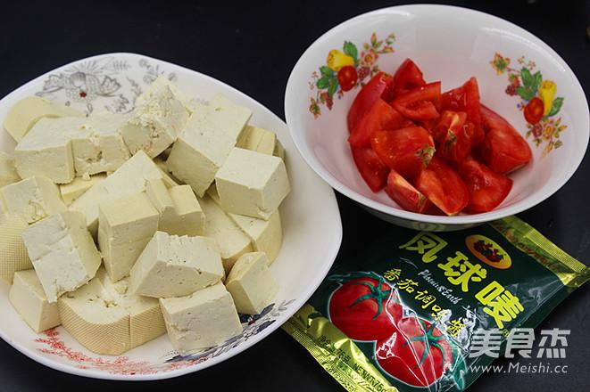 西红柿炖豆腐的做法大全