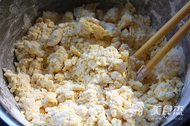 奶香玉米软饼的家常做法
