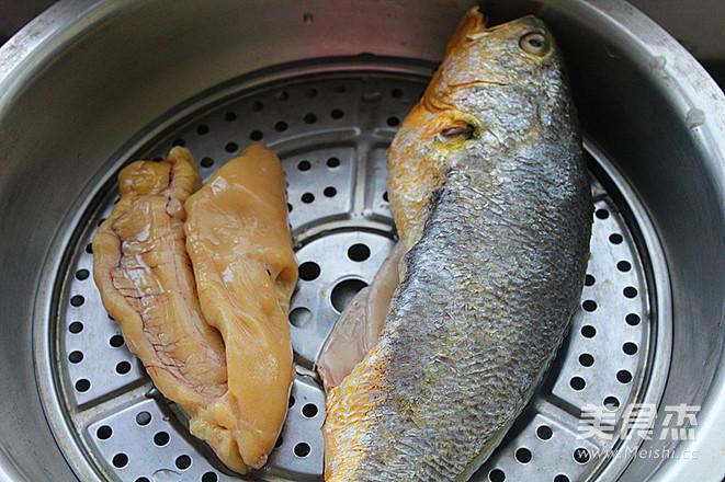 酱烧大黄鱼的做法大全
