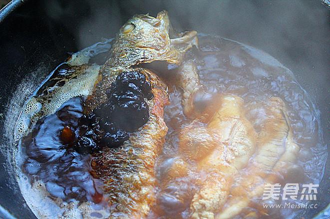 酱烧大黄鱼怎么做