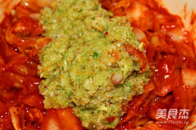韩式辣白菜怎么煸