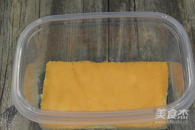 奶酪豆乳盒子蛋糕怎么炖