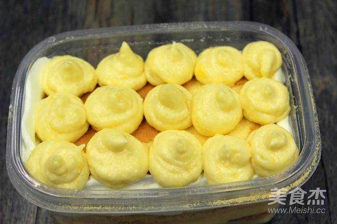 奶酪豆乳盒子蛋糕怎样炒