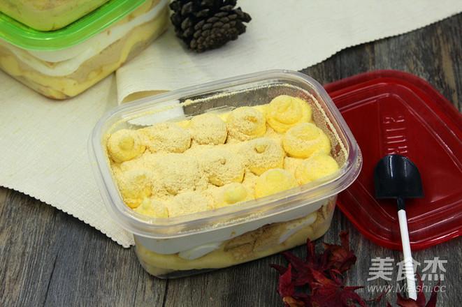 奶酪豆乳盒子蛋糕怎样煮