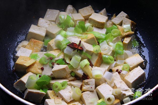 饭店超级下饭大众菜熘酱豆腐怎么吃