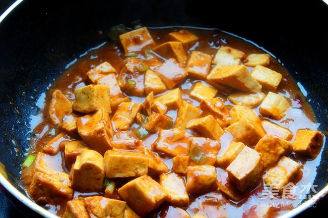 饭店超级下饭大众菜熘酱豆腐怎么煮