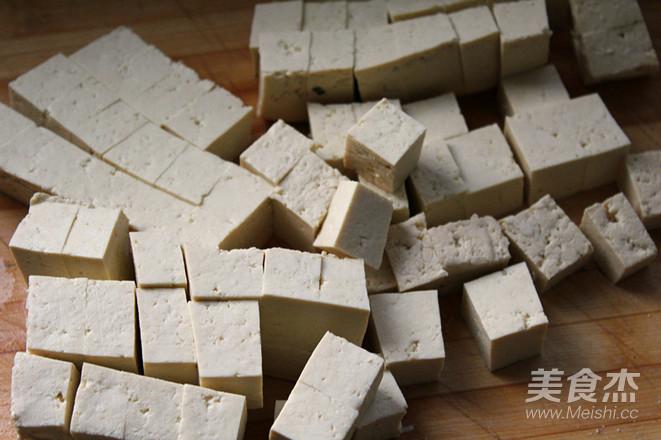 萝卜缨炖豆腐的做法图解
