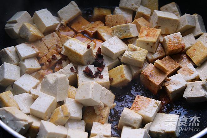萝卜缨炖豆腐怎么吃