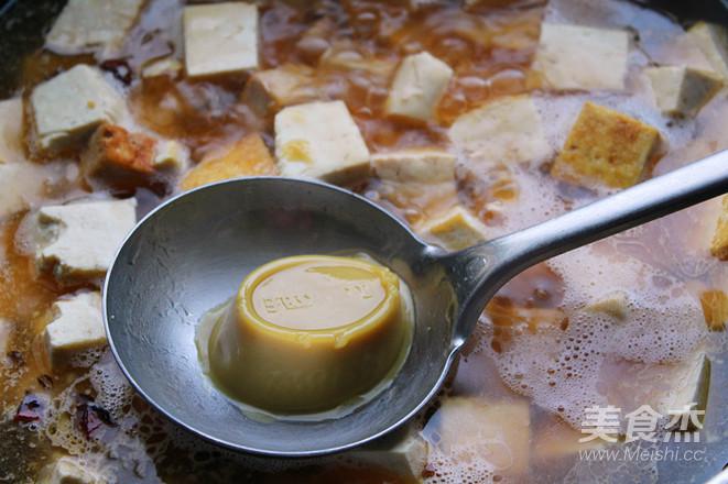 萝卜缨炖豆腐怎么做