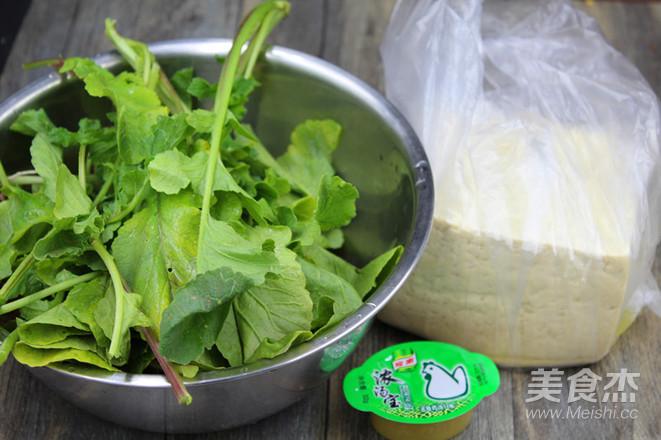 萝卜缨炖豆腐的做法大全