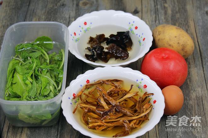 超受欢迎的蔬菜素烩汤的做法大全