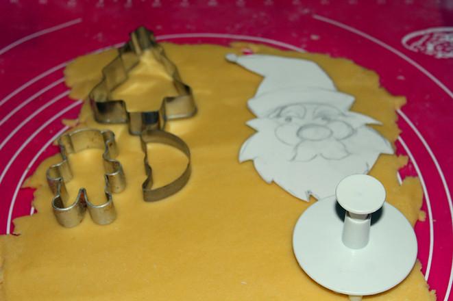 圣诞孩子最爱的糖霜饼干怎么做