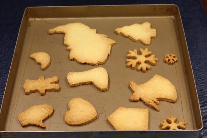 圣诞孩子最爱的糖霜饼干怎么炖