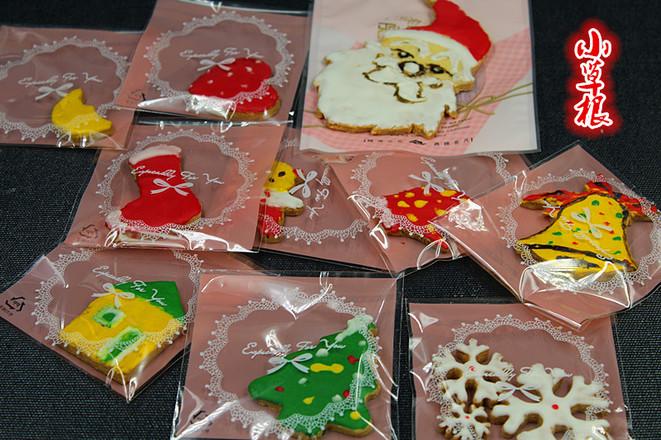 圣诞孩子最爱的糖霜饼干怎样做