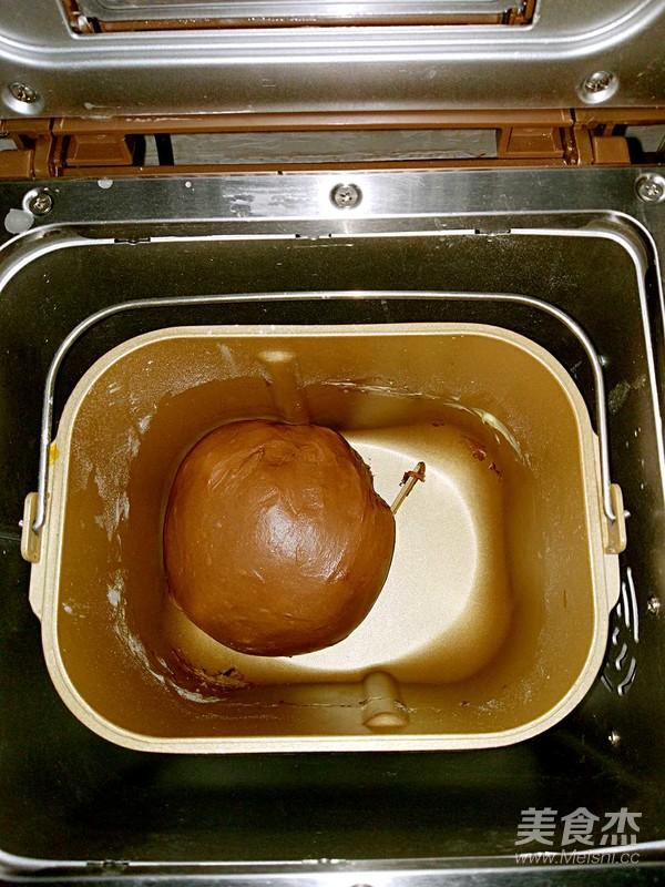 可可麻薯软欧的简单做法