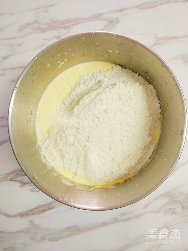 牛奶玉米汁鸡蛋饼怎么吃