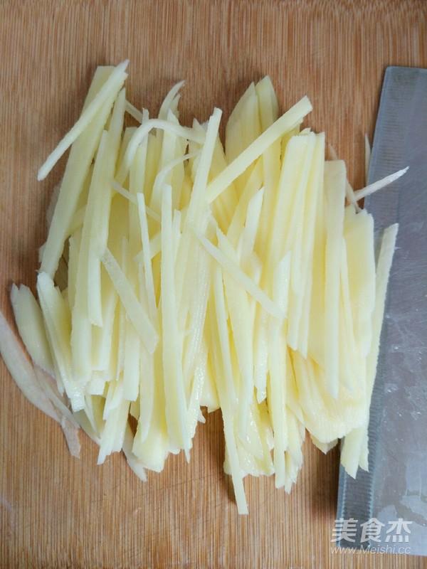 胡萝卜土豆鸡蛋饼的做法图解