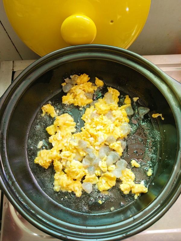 砂锅扬州炒饭怎么煮