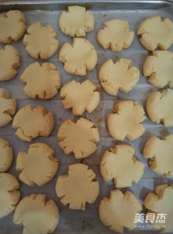 玛格丽特饼干的步骤