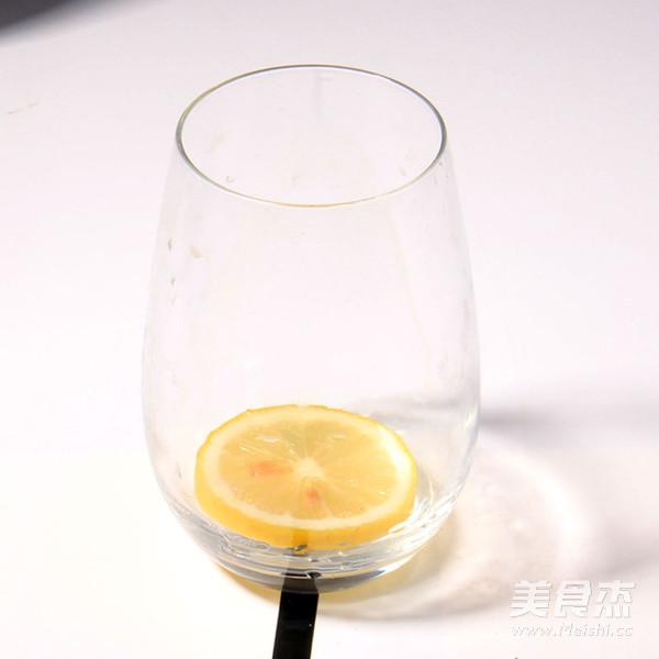 柠檬冰红茶的做法图解