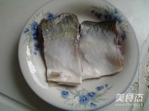 清蒸鱼块的做法大全