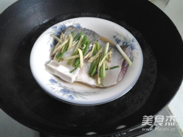 清蒸鱼块的家常做法