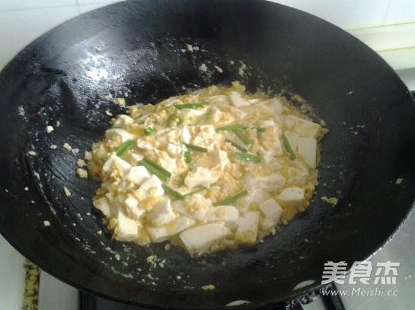 咸蛋黄豆腐怎么做