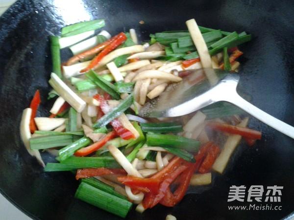 素炒杏鲍菇怎么做