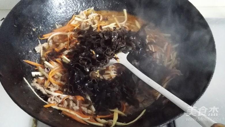 鱼香肉丝怎么煮