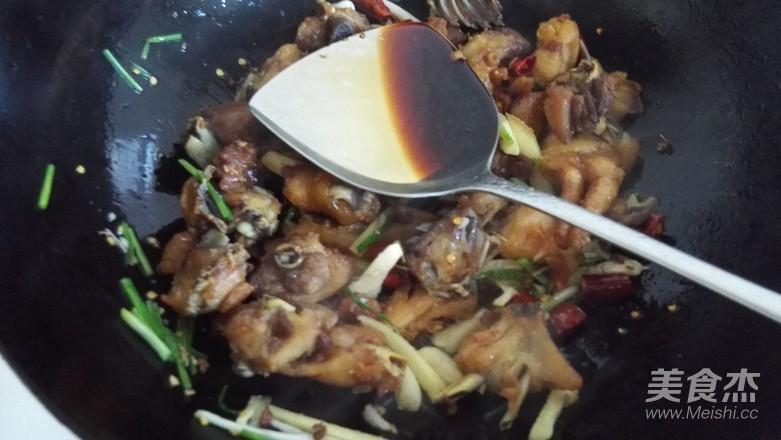 香辣鸡块怎么煮