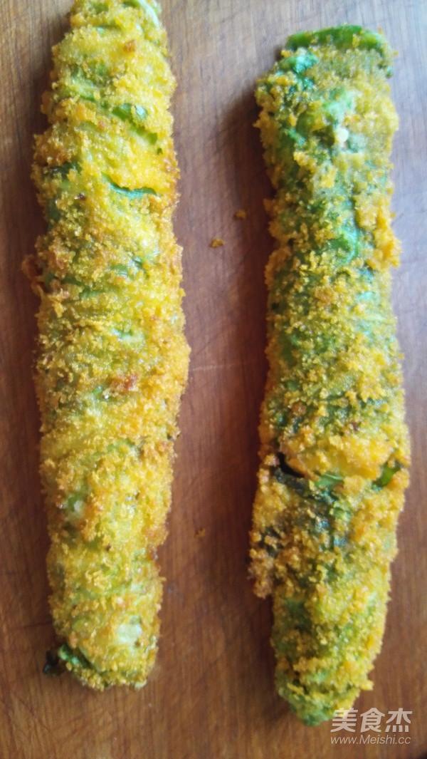 脆皮卷心菜怎样煮